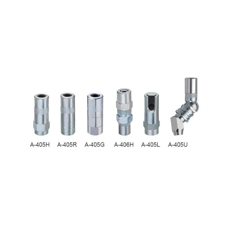 Pneumatic Grease Gun >> Grease Gun Coupler / Grease Fitting Adapter - Suction Grease Gun supplier